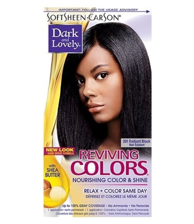 Dark & Lovely Reviving Colors