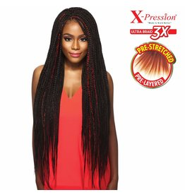 X-pression X-Pression Ultra Braid 3x - 52""