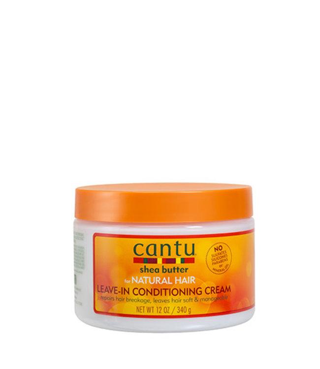 Cantu Shea Butter Leave-In Conditioning Cream 12oz