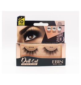 Ebin Doll Cat 3D Lashes - Doll Cat Isla