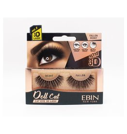 Ebin Doll Cat 3D Lashes - Doll Cat Fallon