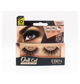 Ebin Doll Cat 3D Lashes - Doll Cat Janessa