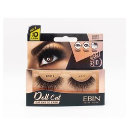 Ebin Doll Cat 3D Lashes - Doll Cat Lacey