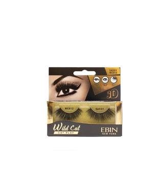 Ebin Wild Cat 3D Lashes - Wild Cat Sassy