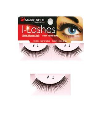 Magic Collection Eye Lashes #1