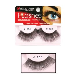 Magic Collection Eye Lashes #100