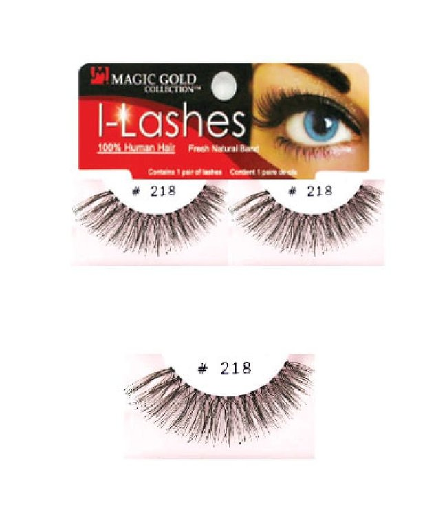 Magic Collection Eye Lashes #218