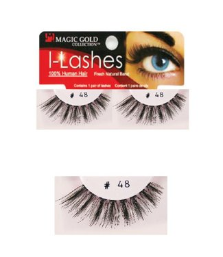 Magic Collection Eye Lashes #48