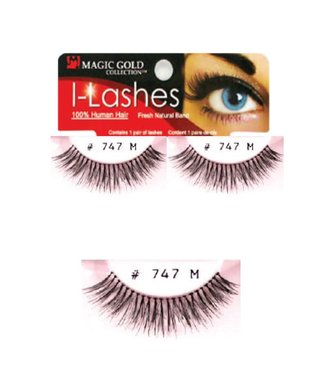 Magic Collection Eye Lashes #747M