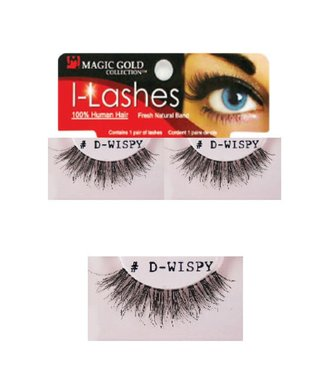 Magic Collection Eye Lashes D-Wispy