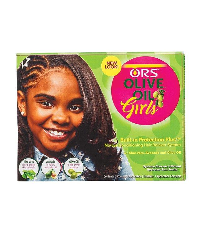 Organic Root ORS Olive Oil Girls Relaxer Kit