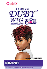 Outre Duby Wig - Romance