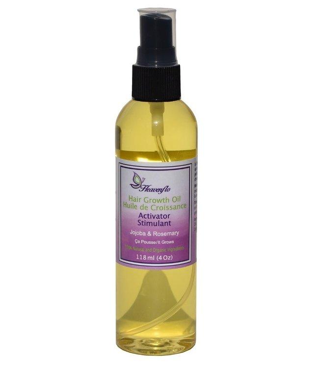 Heavenflo Hair Growth Oil 4oz