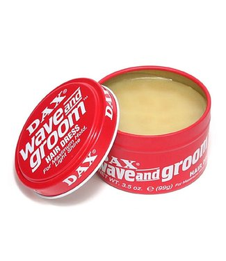 Dax Wave & Groom Hair Dress / Pomade 3.5oz