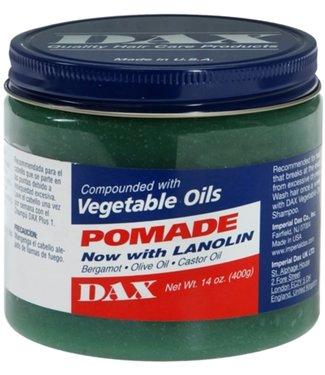 Dax Vegetable Oils Pomade w/Lanolin 14oz