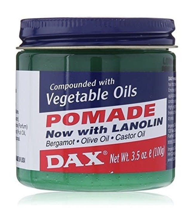 Dax Vegetable Oils Pomade w/Lanolin 3.5oz