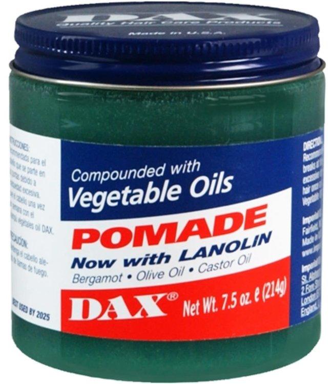 Dax Vegetable Oils Pomade w/Lanolin 7.5oz