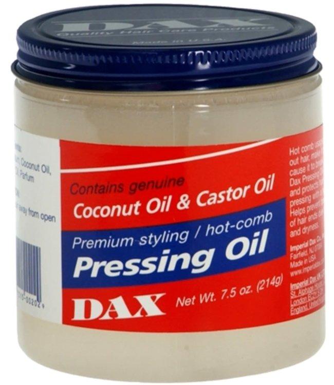 Dax Pressing Oil 7.5oz