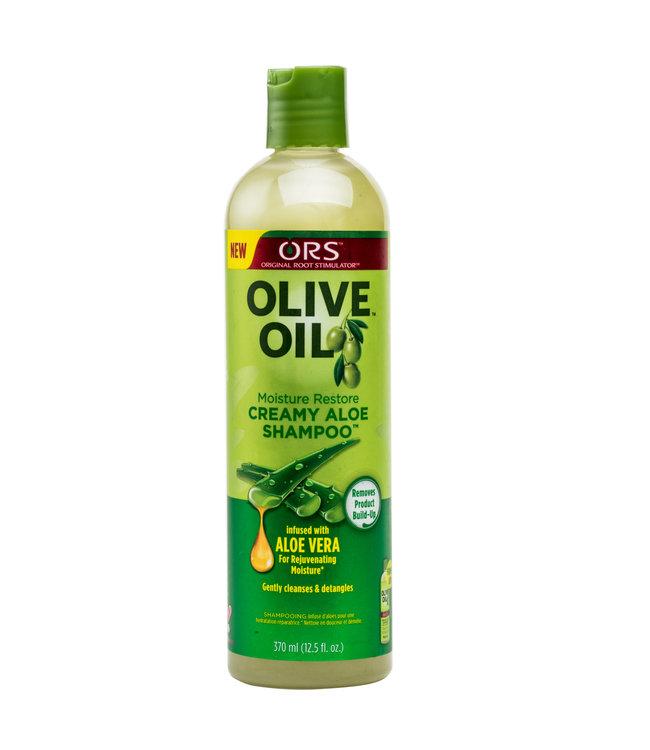 Organic Root ORS Creamy Aloe Shampoo 12oz