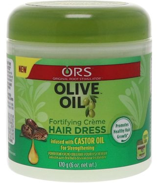 Organic Root ORS Olive Oil Fortifying Creme Hair Dress 6oz