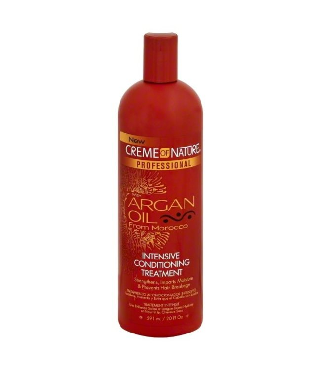 Creme Of Nature Argan Oil Intensive Conditioning Treatment 20oz