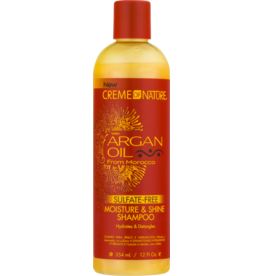Creme Of Nature Argan Oil Moisturize & Shine Shampoo