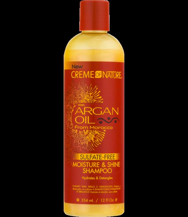 Creme Of Nature Argan Oil Moisturize & Shine Shampoo 12oz