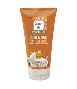 Creme Of Nature Coconut Milk - Shine & Hold Control Glue
