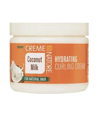 Creme Of Nature Coconut Milk - Hydrating Curling Cream