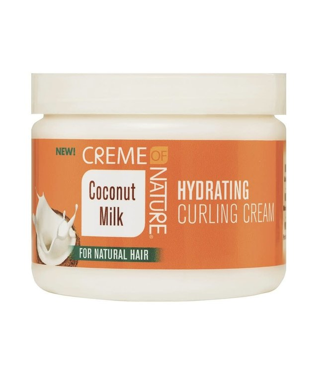 Creme Of Nature Coconut Milk - Hydrating Curling Cream 11.5oz