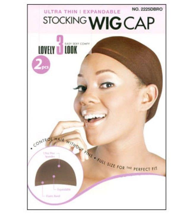 Magic Collection Wig Cap - Dark Brown (2225DBRO)