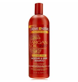Creme Of Nature Argan Oil - Sulphate Free Moisture & Shine Shampoo 20oz