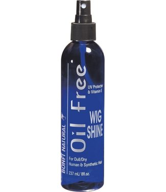 Bonfi Oil Free Wig Shine 8oz