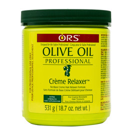Organic Root ORS Olive Oil Crème Relaxer - Extra Strength 18oz