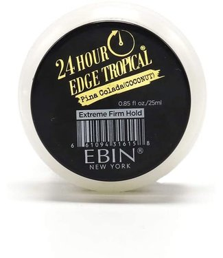 24 Hour Edge Tropical Extra Firm Hold Edge Control - Pina Colada 0.85oz