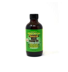 Jamaican Mango & Lime Black Castor Oil 4oz - Rosemary