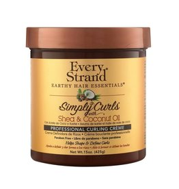 Every Strand Simply Curls - Shea & Coconut Oil Curling Cream 15oz