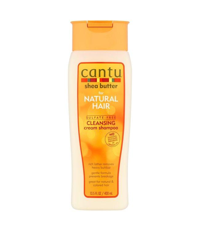 Cantu Shea Butter Sulfate Free Cleansing Cream Shampoo 13.5oz