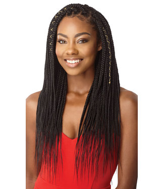 "X-pression Box Braid 20"" - Medium - 45 Strands"