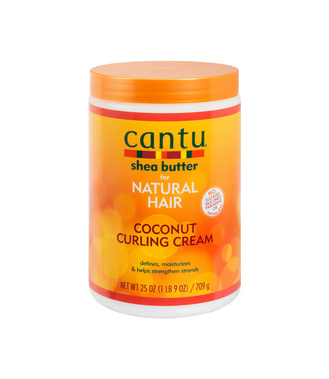 Cantu Shea Butter Coconut Curling Cream 25oz