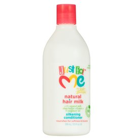 Soft & Beautiful Just For Me Natural Hair Milk Silkening Conditioner 13oz