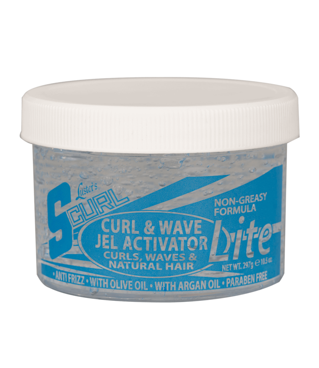 Luster's SCurl Curl & Wave Jel Activator 10.5z - Light