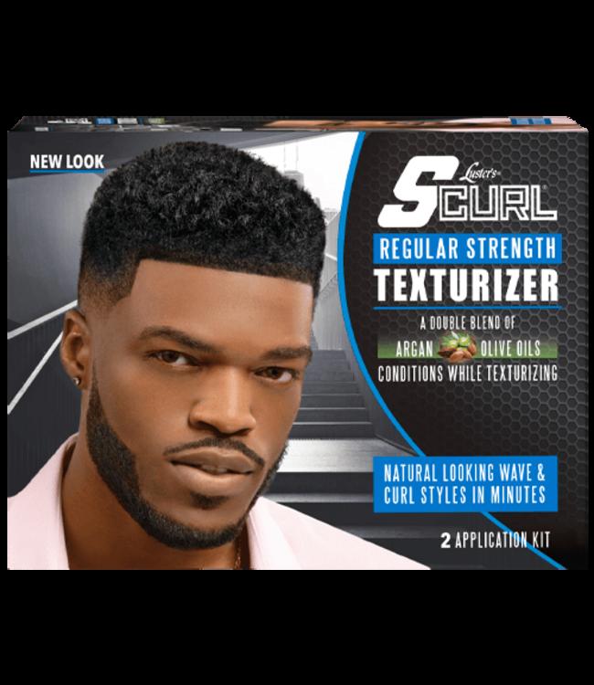 Luster's SCurl Texturizer Kit - Regular Strength (2 applications)