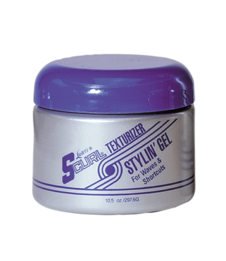 Luster's SCurl Texturizer Stylin' Gel 10.5z