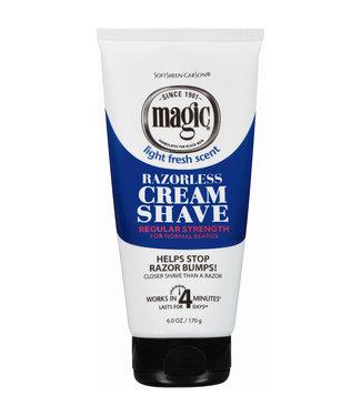 Magic Shave Cream Shave Regular 6oz