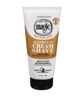 Magic Shave Cream Shave Smooth 6oz