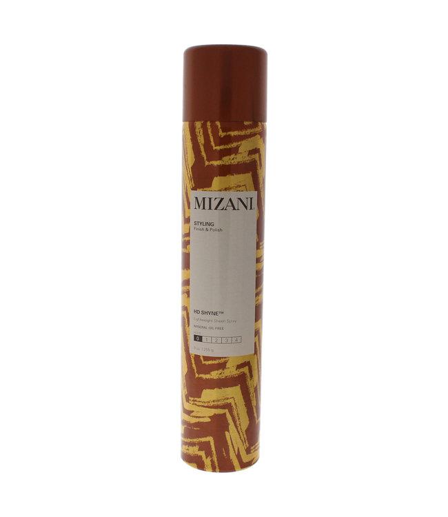 Mizani Mizani HD Shyne Spray - Lightweight Sheen Spray 9oz
