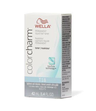 Wella Color Charm - Lightest Ash Blonde (T18)