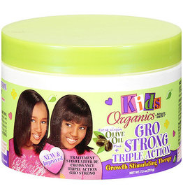 Africa's Best Kids Organic Gro Strong Triple Action Growth Stimulating Therapy 7.5oz
