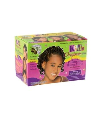 Africa's Best Kids Organics Natural Conditioning Relaxer System  No Lye - Regular